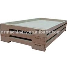 Sm-17000 madera almidón bandeja