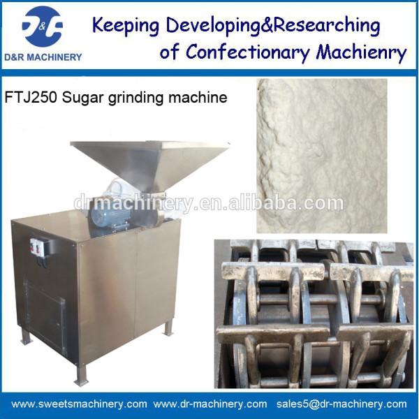 einfache Zucker schleifmaschine