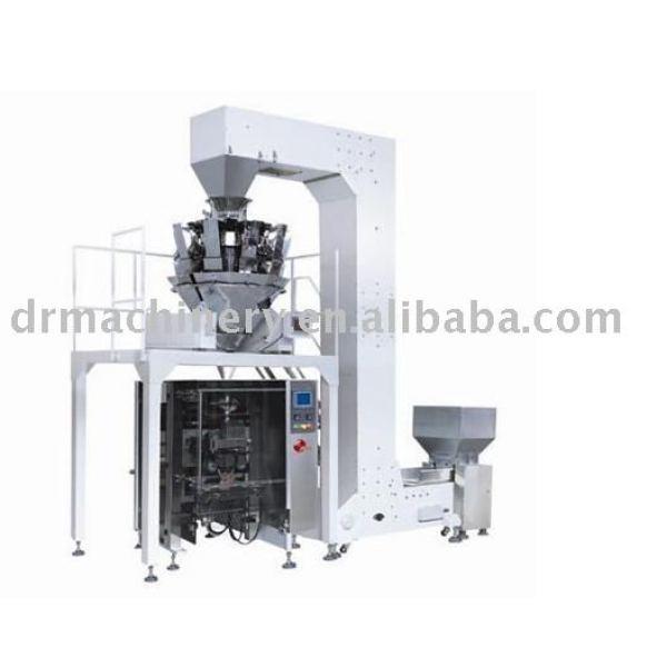 Multi-head pesaje y embalaje de la máquina