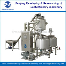 Automatique sucre dissovling réservoirs