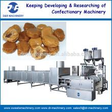 D & R caramelo que hace la máquina