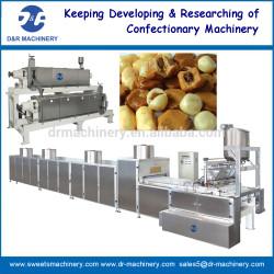caramelle toffee linea di produzione