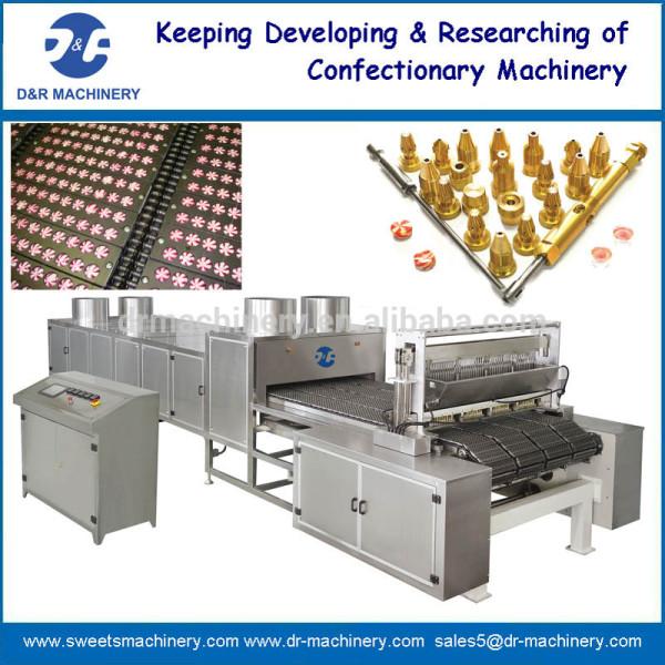 نظام هيدروليك آلة الحلوى الصلبة