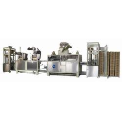 전분 묵 사탕 기계