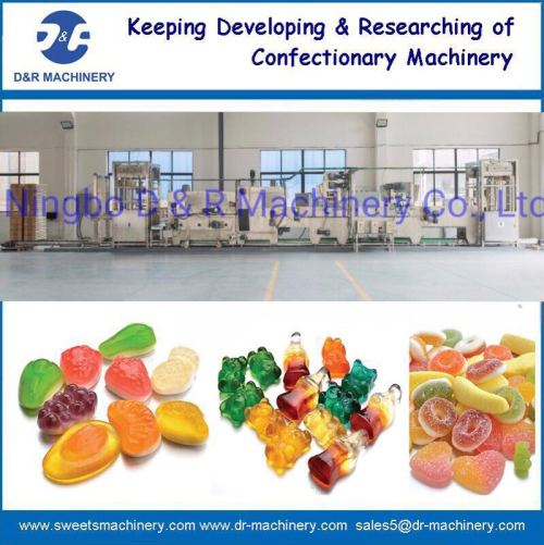 Starch jelly candy machine