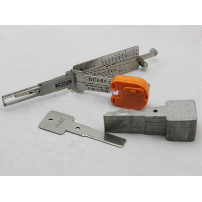 high quality locksmith tool  VW Cylinder open reader(HU66V2)