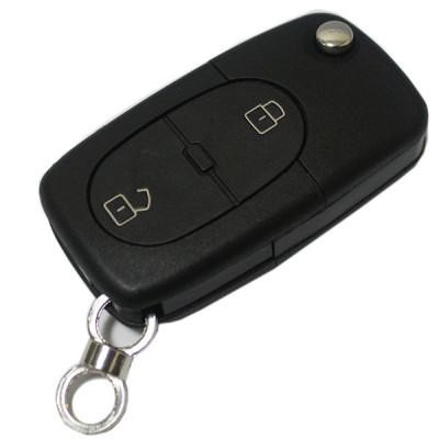 So popular European market Car keys shell for 2 button Toyota passart Golf Polo