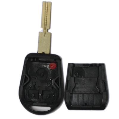 So popular European market folding Car keys shell for 3 button BMW