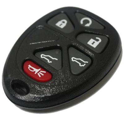 Popular USA &European market car key shell case 6 button Cadillac GMC