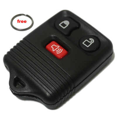 Wholesale FORD F-150/250/350 E-150/250/350  3 button car key shell made in china