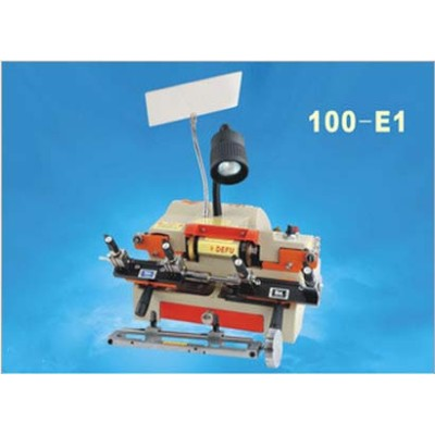 100-E1 Newest Universal Double-Sides Key cutting Machine For All Auto Car