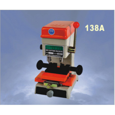 138A key duplicate cutting machine locksmith equipment car key copy machine