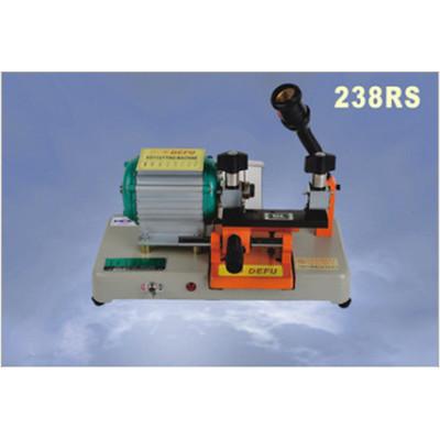 220V 238RS horizotal leaf key cutting machine.flagpole key machine.semi-circular key square teeth machine