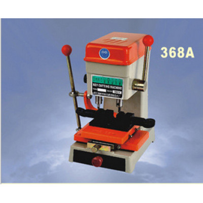 368A key duplicate cutting machine locksmith equipment car key copy machine