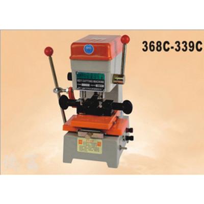 339C key duplicate cutting machine locksmith equipment car key copy machine