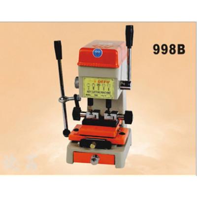 998B key duplicate cutting machine locksmith equipment car key copy machine
