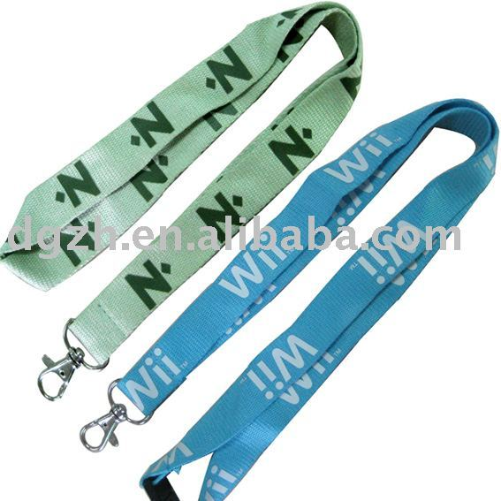 Eco Friendly cordon, Porte - neck bretelles