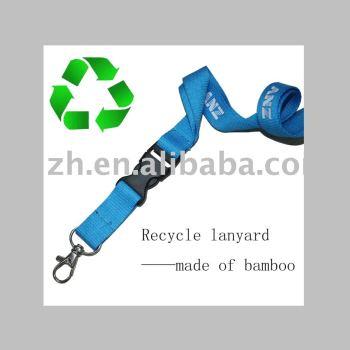 umweltfreundliche lanyards
