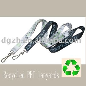 Eco Friendly PET recyclé longes