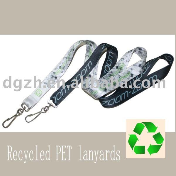 Eco Friendly PET recyclé longes