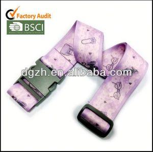 Wärme- transferdruck gepäckband