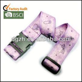 Calore- trasferimento stampa cintura bagagli