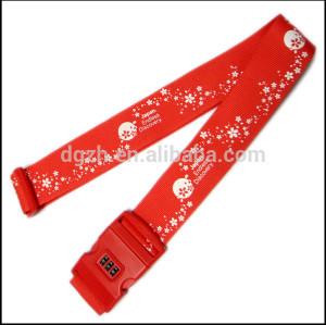 brauch polyester gepäckband mit schnalle