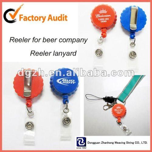 retractive Glättwalzwerk für Bierreklameanzeige