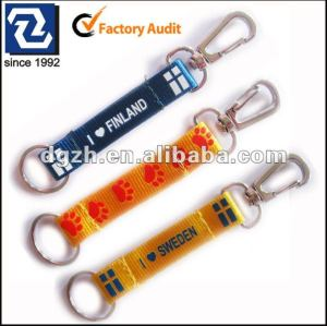 Nylonschlüsselhalterabzuglinien, Schlüsselhalterbügel