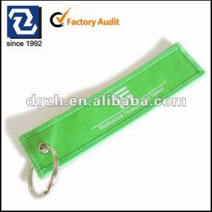 Keychain Abzuglinien, embroid Polyester-Abzuglinien für Schlüssel