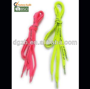 Mode fluoreszenz-farb- schnürsenkel