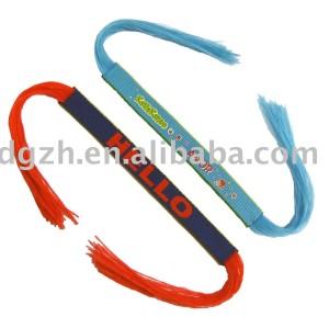 Scherzt Handgelenkband, Armbänder im Gewebe, Polyester-Gewebehandgelenkbügel