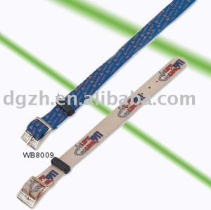 Förderung Wristband, Polyester gesponnener Wristband