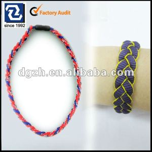 Gewebe-Armbänder, Gewebehandgelenkbügel, Gewebe Wristband