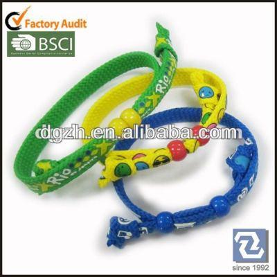 beliebten stoff armbänder