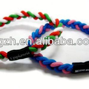 mode stoff armbänder für geschenk
