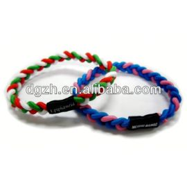 braccialetti di stoffa moda per il regalo