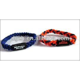 tessuto popolare braccialetti colorati
