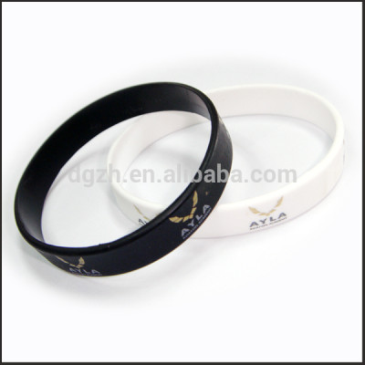 cheap custom silicone bracelets