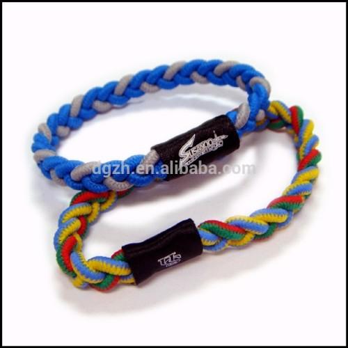handgemachte mode elastischen handgelenk gurte für Aktivität geschenk