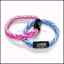 modo del handmade tessuto elastico braccialetti