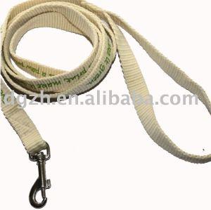 竹犬の首輪や犬の綱