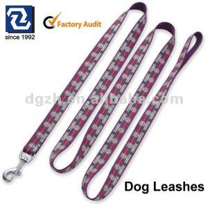 polyester hund leine für hund