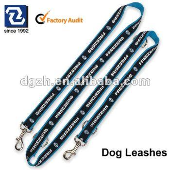 hundeleine mit zwei dicke hund haken