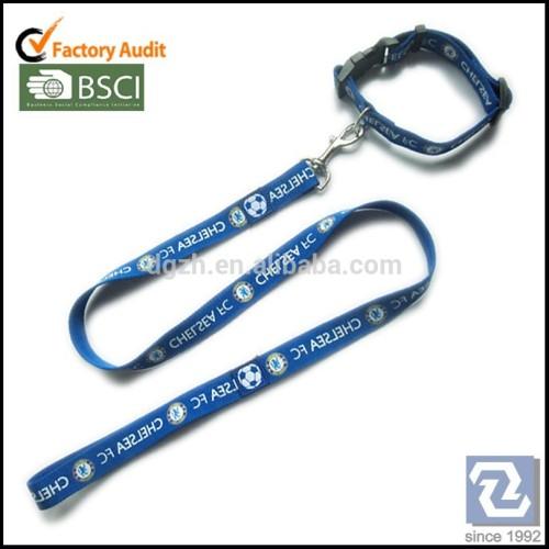 werbe hundeleinen und halsbänder mit custom design