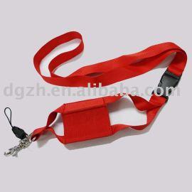 Promozionale cinturino telefono cellulare, telefono delle cellule cordicella titolare