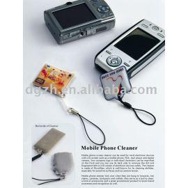 pulitore del telefono mobile