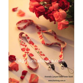 Aromático cordón con aroma de flores