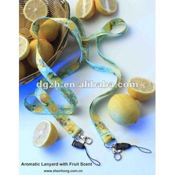 Personalizada aromático cordones