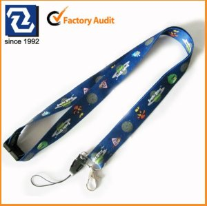 Werbegeschenk lanayrds/polyester sublimation lanyards inhaber